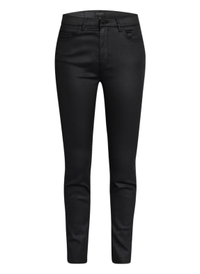TED BAKER Skinny Jeans LETHARA mit Beschichtung