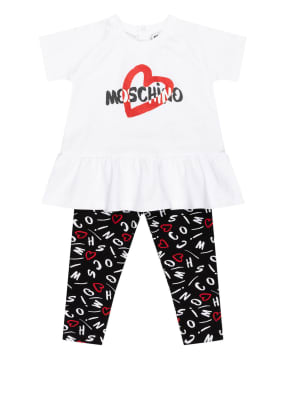 MOSCHINO Set: Kleid und Leggings