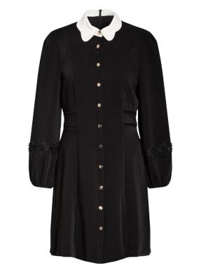 damsel in a dress Kleid MANEKI mit Spitzenbesatz