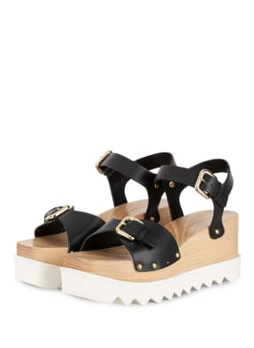 STELLA McCARTNEY Plateau-Wedges ELYSE