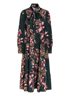 TED BAKER Kleid IRMIINA mit Rüschenbesatz