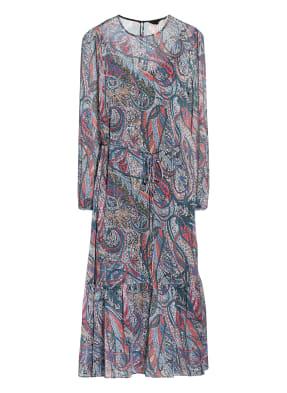 TED BAKER Kleid ELORNNA mit Glanzgarn