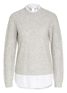TED BAKER Pullover TEAGGAN mit Blusensaum