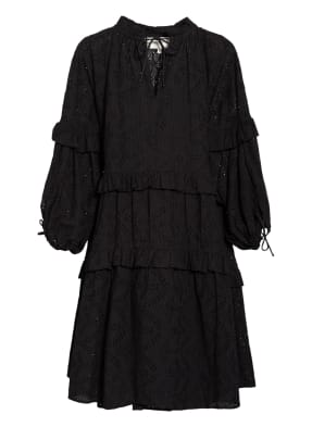 MUNTHE Kleid FRILLY aus Lochspitze