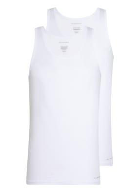 BALDESSARINI 2er-Pack Unterhemden