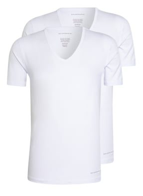 BALDESSARINI 2er-Pack V-Shirts