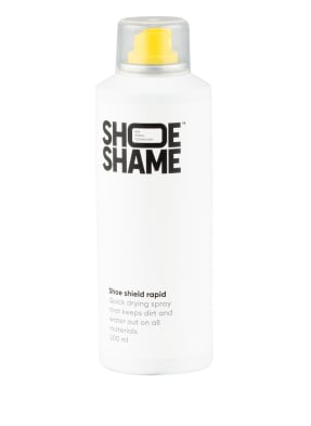 SHOE SHAME Schuh-Imprägnierspray SHOE SHIELD RAPID