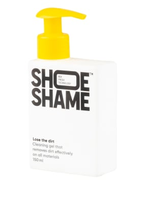 SHOE SHAME Schuhcreme LOSE THE DIRT