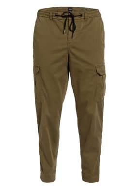 BOSS Cargohose SCHARGO Tapered Fit