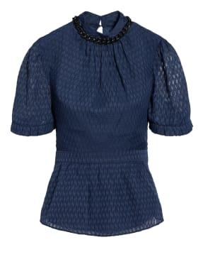damsel in a dress Blusenshirt NAIDA mit Rüschenbesatz