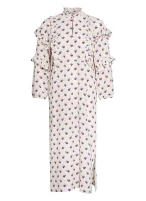 BAUM UND PFERDGARTEN Kleid AHADI mit Volantbesatz