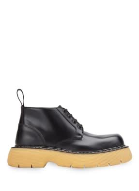 BOTTEGA VENETA Plateau-Boots