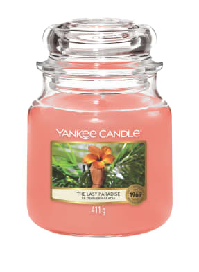 YANKEE CANDLE THE LAST PARADISE