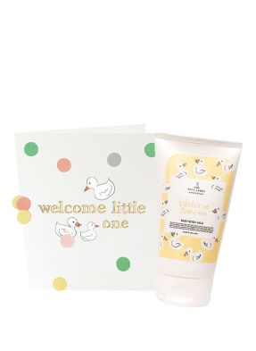 THE GIFT LABEL WELCOME LITTLE ONE