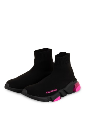 BALENCIAGA Plateau-Hightop-Sneaker SPEED TRAINER