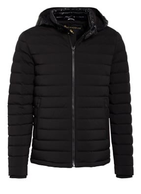 MOOSE KNUCKLES Daunenjacke BLACK ROCK
