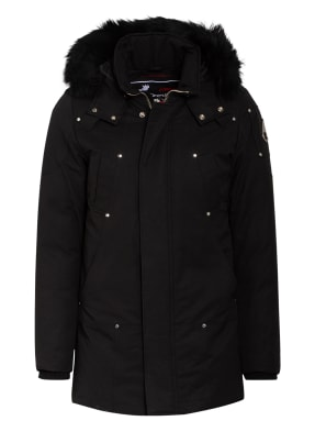 MOOSE KNUCKLES Daunenparka STIRLING mit Shearling