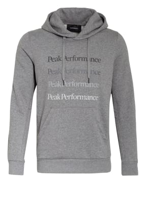 Peak Performance Hoodie GROUND
