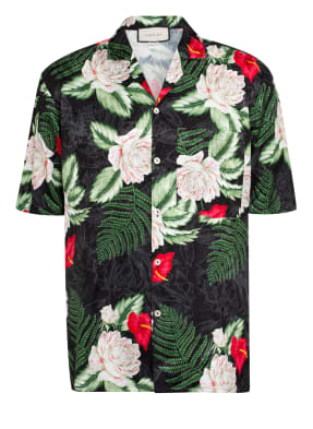 GUCCI Resorthemd HAWAII mit Seide