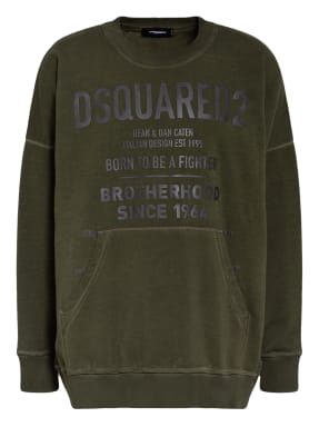 DSQUARED2 Oversized-Sweatshirt