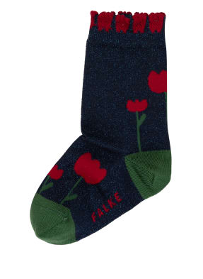 FALKE Socken mit Glitzergarn
