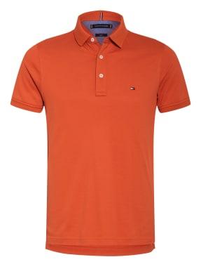 TOMMY HILFIGER Piqué-Poloshirt Slim Fit