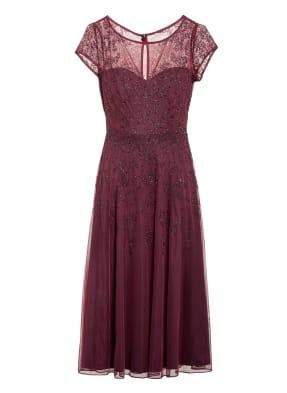 Vera Mont Kleid mit Schmucksteinbsatz