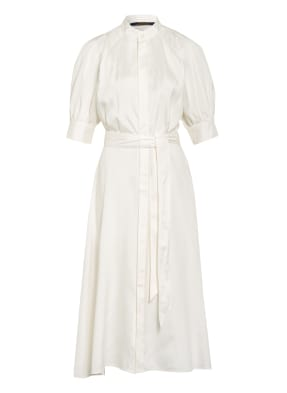 POLO RALPH LAUREN Hemdblusenkleid aus Seide
