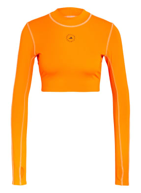 adidas by Stella McCartney Cropped-Shirt TRUEPACE