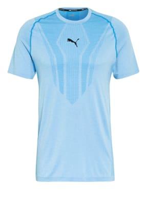 PUMA T-Shirt REACTIVE EVO KNITT