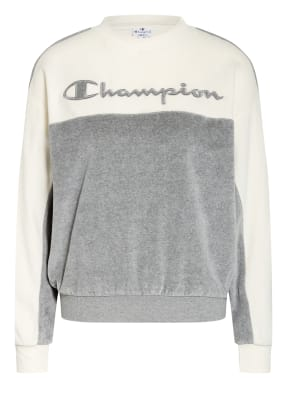 Champion Sweatshirt in Nicki-Qualität