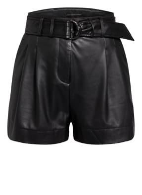 GUESS Shorts AVA in Lederoptik