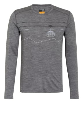 icebreaker Funktionsäsche-Shirt 200 OASIS aus Merinowolle