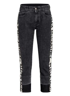 STELLA McCARTNEY 7/8-Jeans mit Galonstreifen