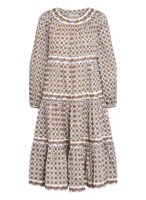 TORY BURCH Kleid mit Paillettenbesatz