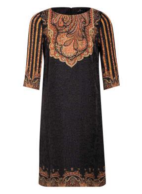 ETRO Kleid mit Seide und 3/4-Arm