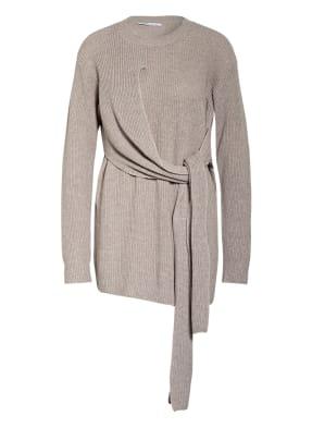 AGNONA Pullover mit Cashmere