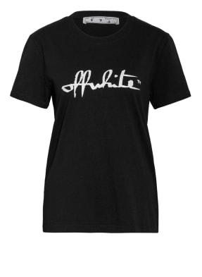 OFF-WHITE T-Shirt SCRIPT