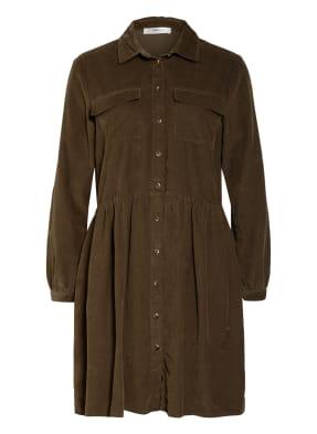 MOSS COPENHAGEN Hemdblusenkleid FREA aus Cord