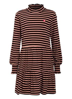 SCOTCH R'BELLE Jerseykleid mit Volantbesatz