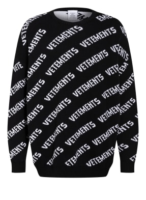 VETEMENTS Oversized-Pullover