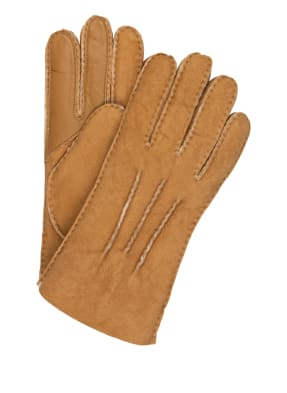 UGG Lederhandschuhe