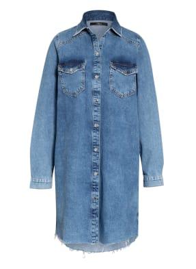 mavi Hemdblusenkleid SHARON aus Jeans