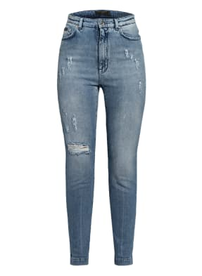 DOLCE&GABBANA Destroyed Jeans