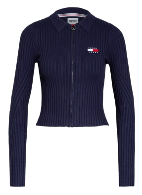 TOMMY JEANS Strickjacke