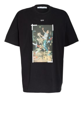 OFF-WHITE Oversized-Shirt