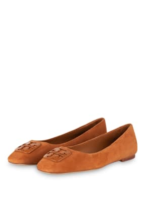 TORY BURCH Ballerinas SQUARE