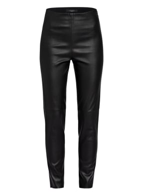 WEEKEND MaxMara Lederleggings OPACHE