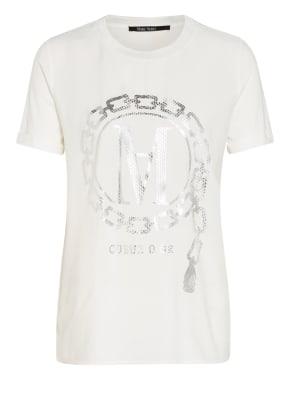 MARC AUREL T-Shirt im Materialmix