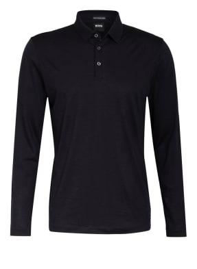 BOSS Strick-Poloshirt PERSON